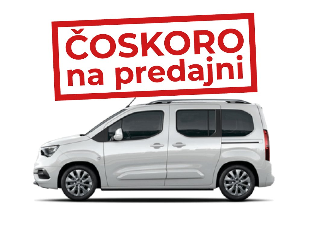 Opel Combo Enjoy 1,2 Turbo
