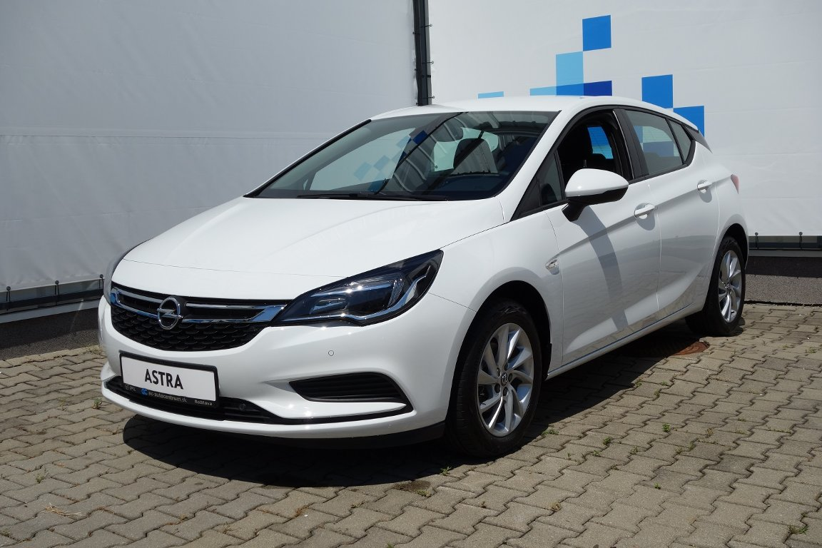 Opel Astra 1,4 Turbo Smile