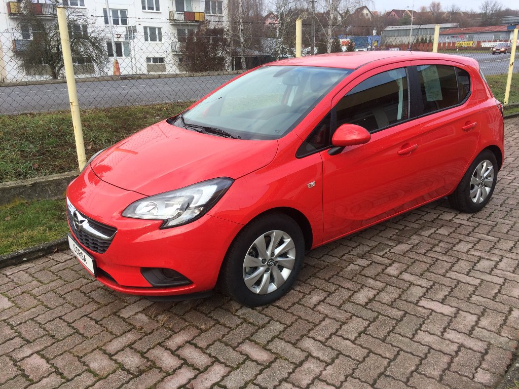 Opel Corsa Enjoy 1,4 Turbo