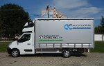 Opel Movano Chassis cab - podvozok L3H1
