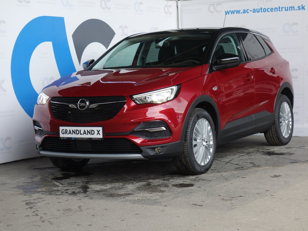 Opel Grandland X 1,2 Turbo Smile
